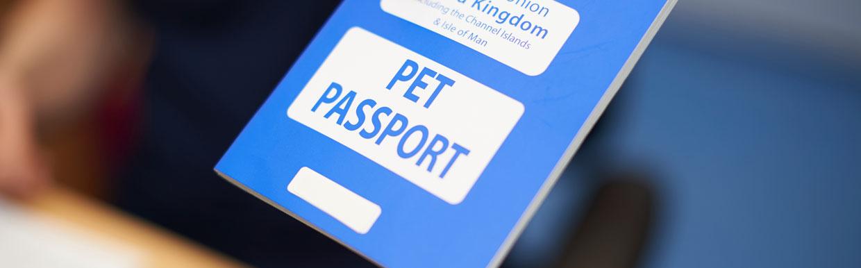 Pet Passports/ Animal Health Certificates